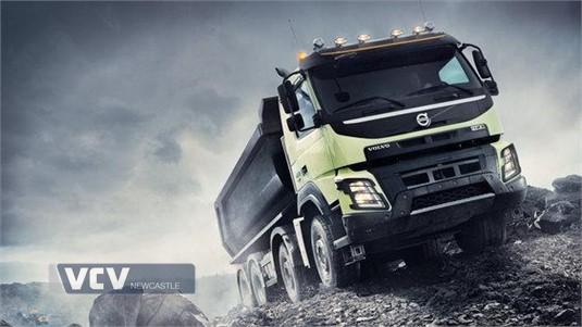 Volvo FMX11 CAX 6x4 Rigid Air Ride Mining Support UFUP