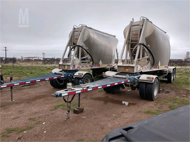 BEALL Pneumatic / Dry Bulk Tank Trailers For Sale - 20 Listings