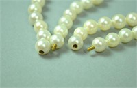 OPERA LENGTH CONVERTIBLE PEARL NECKLACE