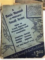 Vintage gun dealer catalogs banner man