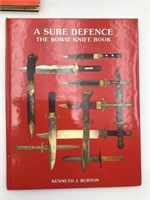 Bowie knife books