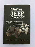 The Military Jeep complete