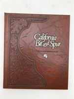 California bit and spur
