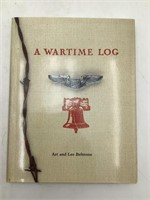 Autographed WWII air corps books