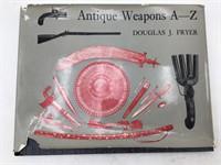 4 Vintage gun books
