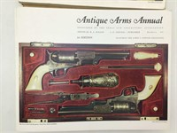 6 - 1st editions of antique arms annual.