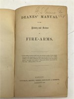 2 early books on firearms and ordnance