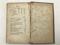 1844 Elizabethtown NJ churches and ministers