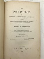 1800s books on the civil war