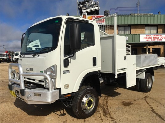2011 Isuzu NPS300 Trucks for Sale