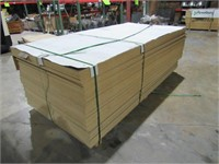 (qty - 41) Thermally Fused Laminated Panels-