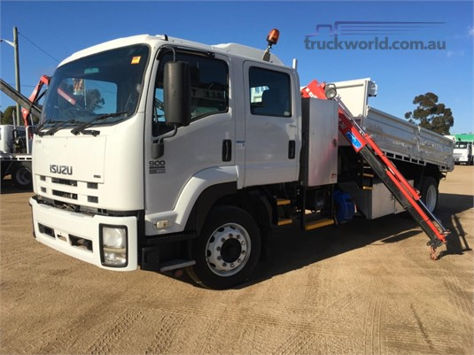 2008 Isuzu FTR 900 - Trucks for Sale