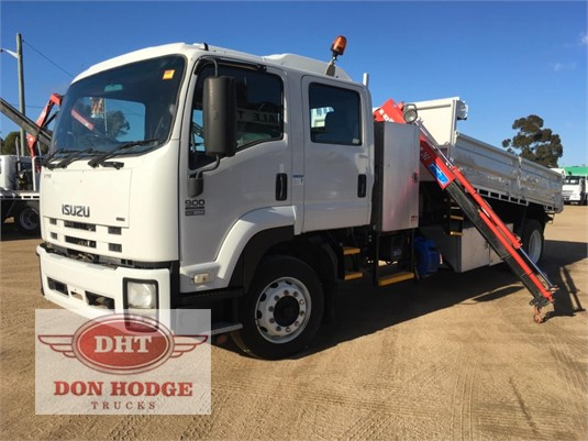 2008 Isuzu FTR 900 Don Hodge Trucks - Trucks for Sale