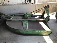 Hay and Forage Equipment - Rotary Mowers  JOHN DEE