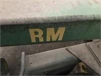 Tillage Equipment - Row Crop Cultivators  JOHN DEE