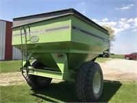 Harvest Equipment - Grain Carts  PARKER 500 912426