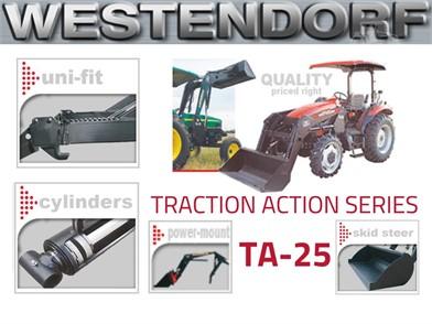WESTENDORF TA25 For Sale By Sandhills Showroom - Westendorf