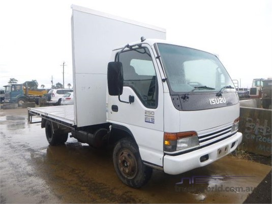 2002 Isuzu other Western Traders 87 - Trucks for Sale