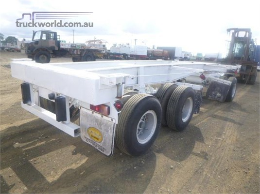 1999 Transpact other Western Traders 87 - Trailers for Sale