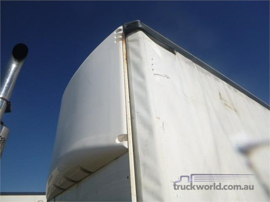 2004 Maxitrans Curtainsider Trailer Western Traders 87 - Trailers for Sale