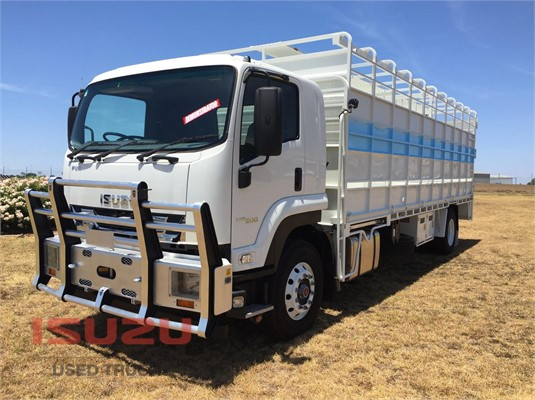 2017 Isuzu FVR 165-300 Used Isuzu Trucks - Trucks for Sale