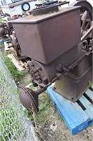 """Water-Loo style 6HP Engine,38"""" Flywheels,"""