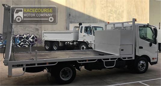 2012 Hino 300 Series 717 Racecourse Motor Company - Trucks for Sale