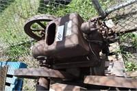 1 and 1/2 Hp International Model M engine
