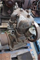 Cushman Binder Engine Turns Over
