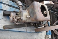 1 and 1/2 HP Canadian Fairbanks Engine