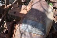1 HP International Mogul Engine - Missing Igniter