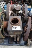 Eaton's Engine-missing rocker arm