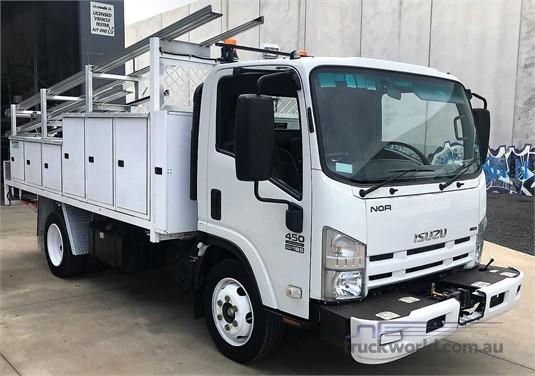 2010 Isuzu NQR 450 Service Vehicle