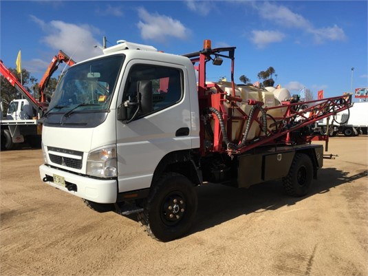 2008 Mitsubishi Canter 3.0 - Wrecking for Sale