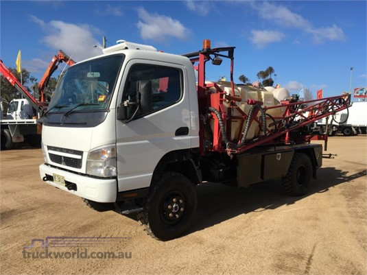 2008 Mitsubishi Canter 3.0 Trucks for Sale
