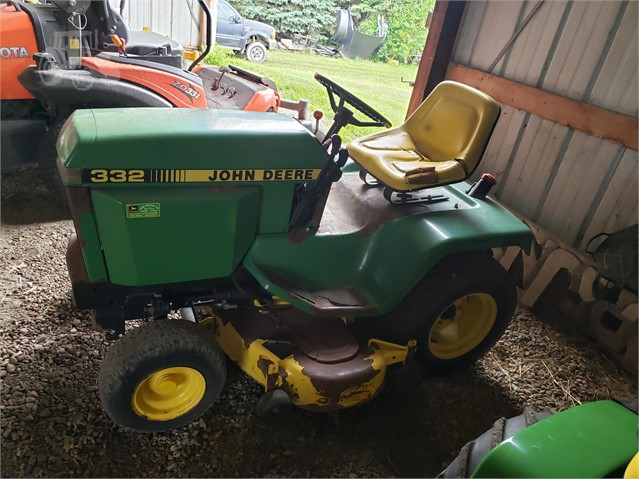 John Deere 332 >> 1991 John Deere 332 For Sale In Wesley Iowa Tractorhouse Com