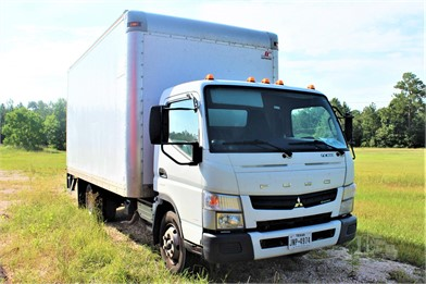 Mitsubishi Fuso FE160 Dry Cargo-Delivery For Sale In Texas