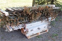 Pallet of Old Picket Fence