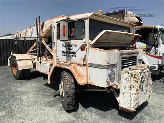 1969 Custom Built Tractor Crane - Cranes & Tailgates for Sale