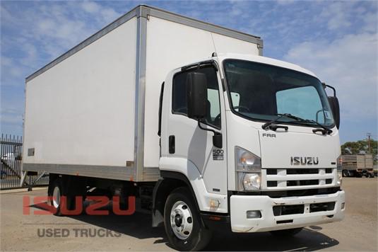 2010 Isuzu FRR 500 Used Isuzu Trucks - Trucks for Sale