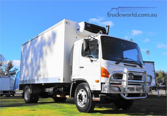 2003 Hino FG - Trucks for Sale