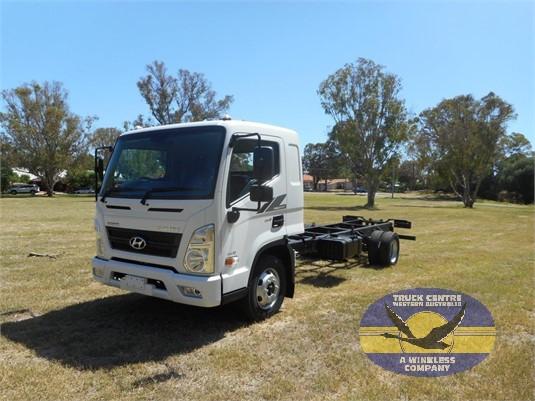 2018 Hyundai EX8 Truck Centre WA - Trucks for Sale