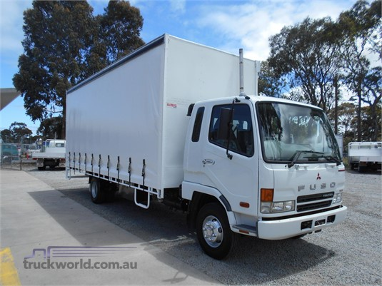 2006 Fuso Fighter Trucks for Sale