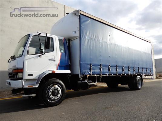 2002 Mitsubishi FM600 Trucks for Sale