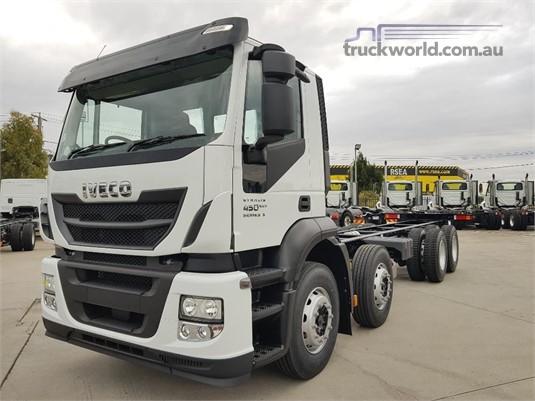 2019 Iveco STRALIS 450 - Trucks for Sale