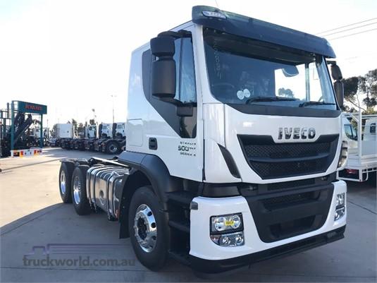 2019 Iveco Stralis 500 - Trucks for Sale