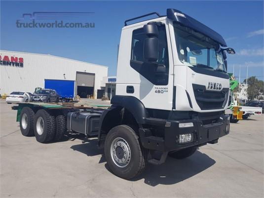 2019 Iveco TRAKKER 450 - Trucks for Sale