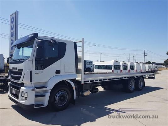 2018 Iveco Stralis 360 - Trucks for Sale
