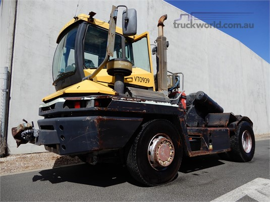 2008 Terberg RT282 - Heavy Machinery for Sale