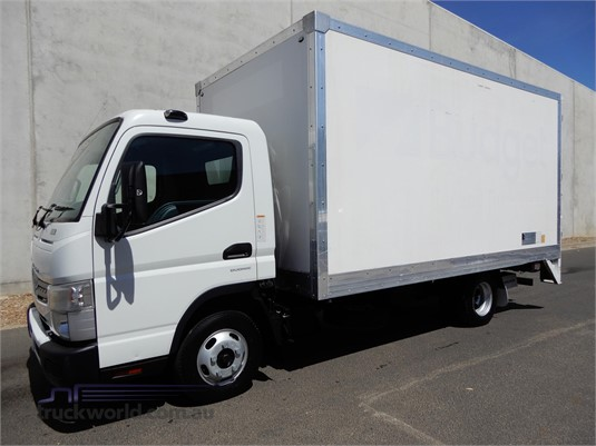 2013 Mitsubishi Fuso CANTER 515 - Trucks for Sale